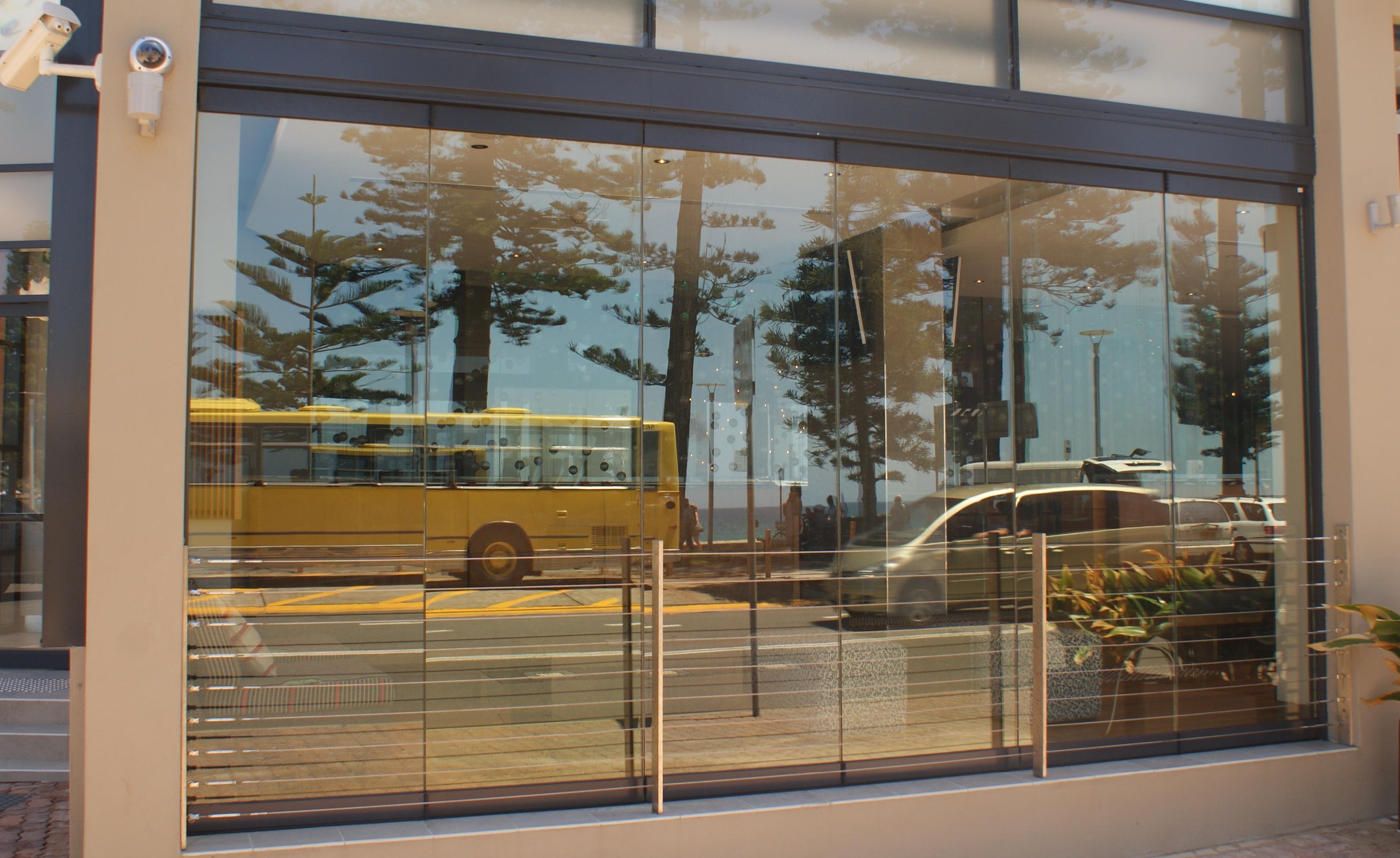 Top Hung Parking 187 Doors 187 Commercial 187 Central Coast Shop